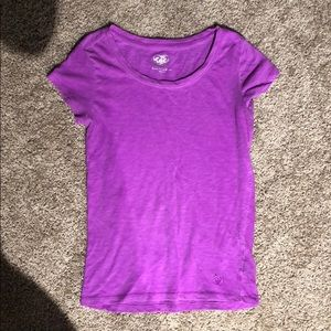 Purple Justice Shirt size 12